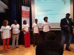 "Haus Afrika – Kooperationspartner der Regionalkonferenz Köln ""Dialog Afrika"""